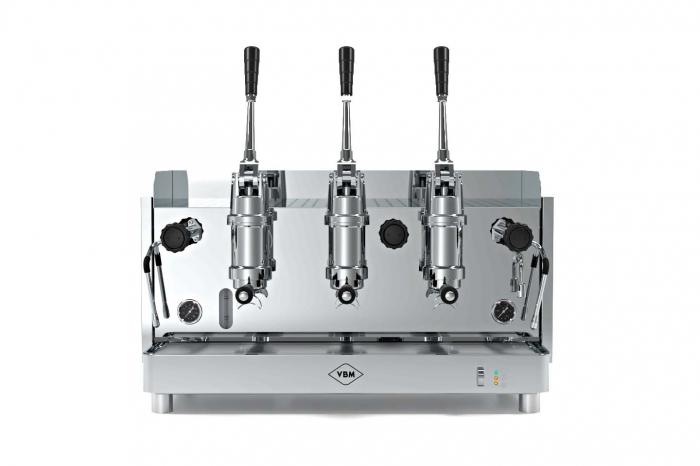 Espressor profesional VIBIEMME REPLICA PISTONE - 3 grupuri 9