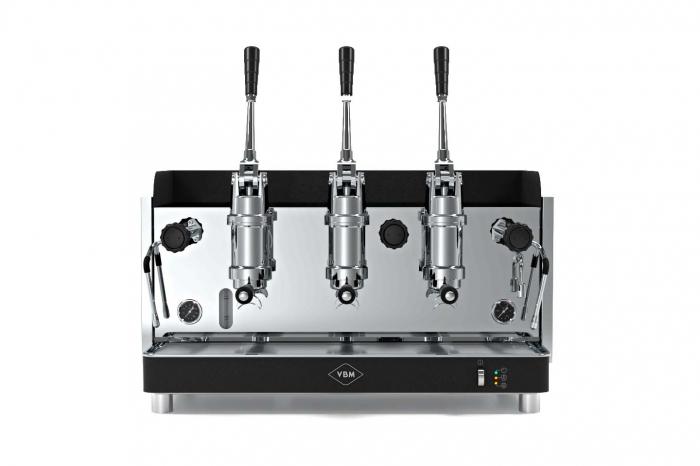Espressor profesional VIBIEMME REPLICA PISTONE - 3 grupuri 12