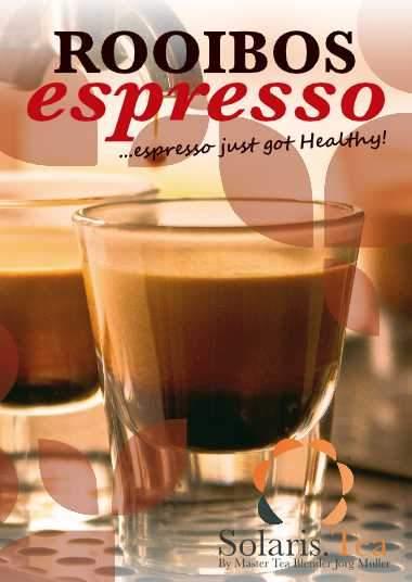 Rooibos Espresso Organic 1