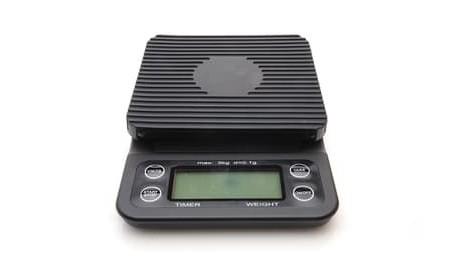 Cantar digital cu timer 190x130x28mm 0
