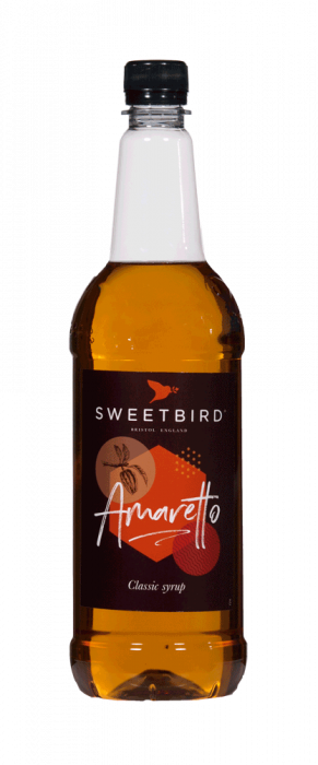 SIROP AMARETTO SWEETBIRD 1L 0
