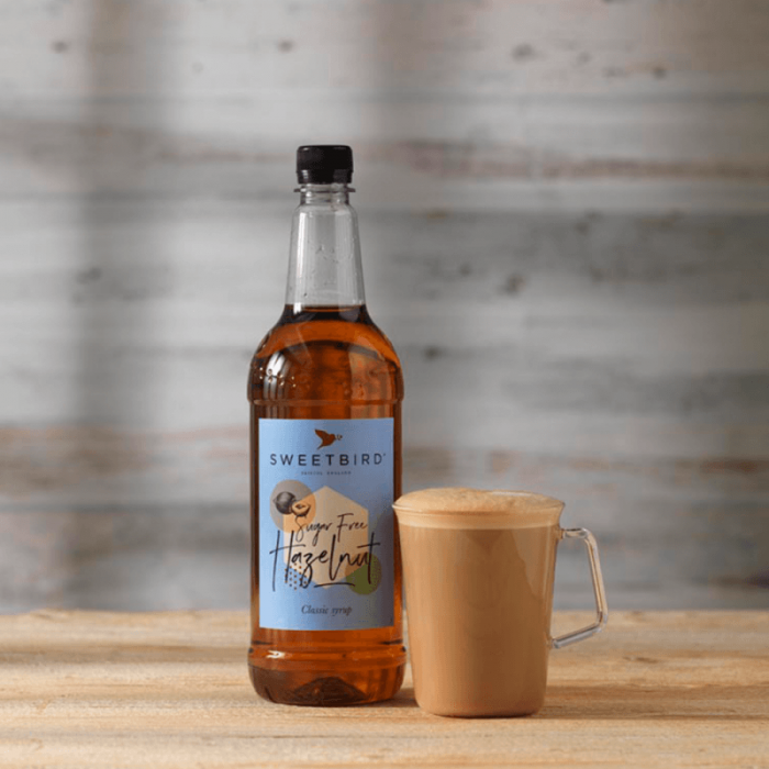Sirop Hazelnut Sweetbird 1L (sugar-free) 1
