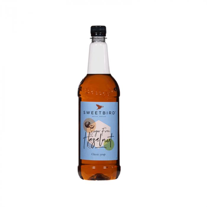Sirop Hazelnut Sweetbird 1L (sugar-free) 0