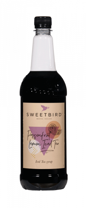 Sirop  Sweetbird Passionfruit & Lemon Iced Tea 1L 0