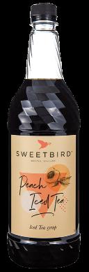 Sirop Peach Iced Tea Sweetbird 1L [0]