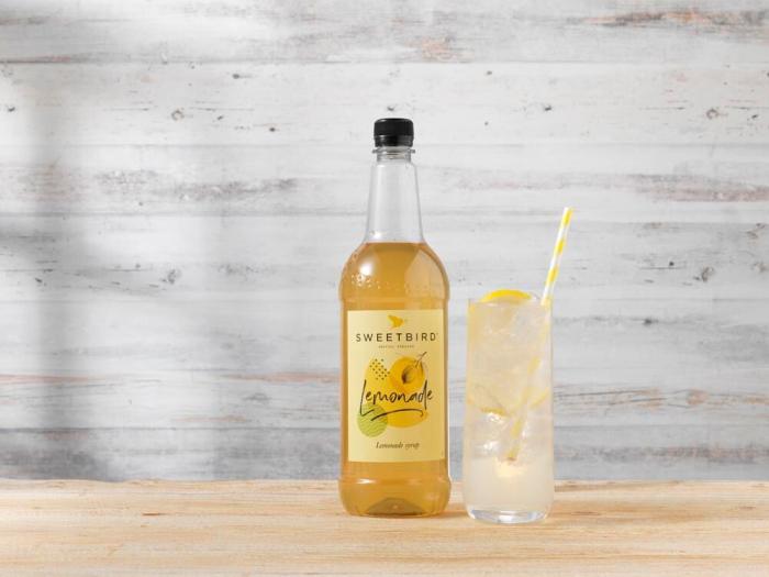 Sirop Sweetbird Lemonade 1L 1
