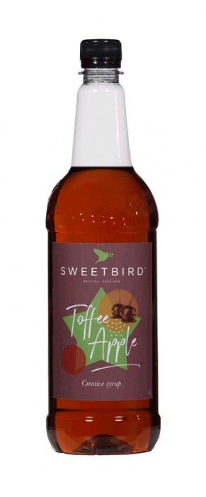 Sirop Sweetbird Toffee Apple 1L 0