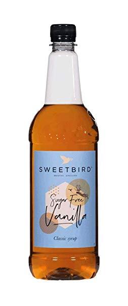 Sirop Sweetbird Salted Caramel 1L 0