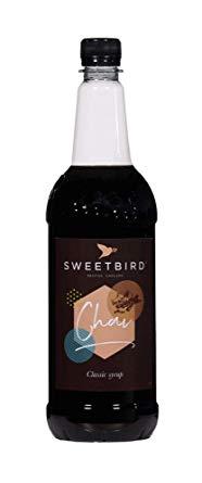 Sirop Chai Sweetbird  1L 0