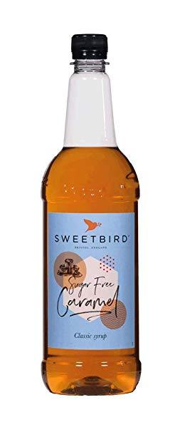 Sirop Caramel Sweetbird  1L (sugar-free) [0]