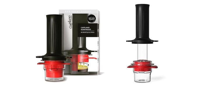 Garnitura sita dus (O-Ring) Cafflano Kompresso [5]