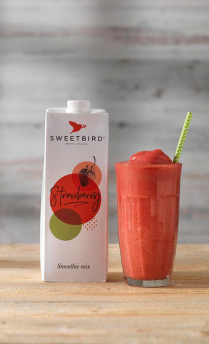 Smoothie Sweetbird Strawberry - 1L [1]