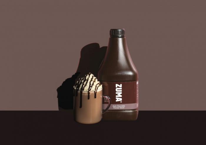 Sos Dark Chocolate 1.9l Zuma [1]