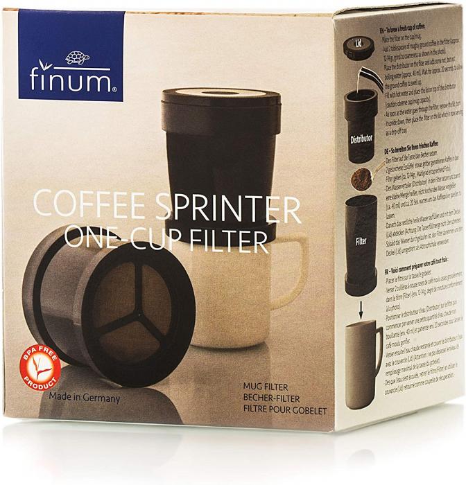 SPRINTER CAFEA ONE-CUP FINUM [1]