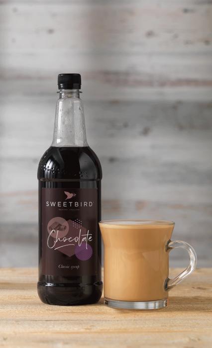Sirop Chocolate Sweetbird 1L 1