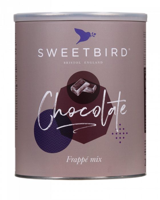 Sweetbird Chocolate Frappé 0