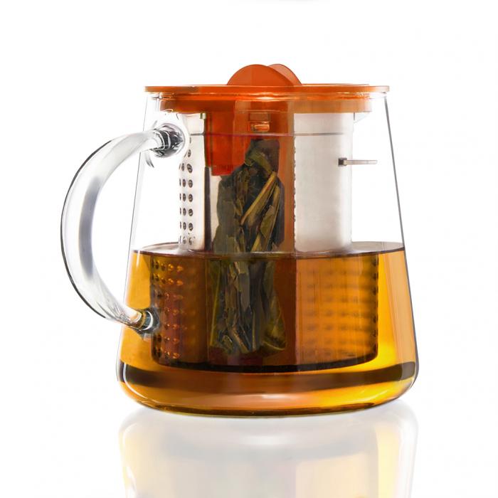 FINUM Infuzor de ceai 0.4l 2