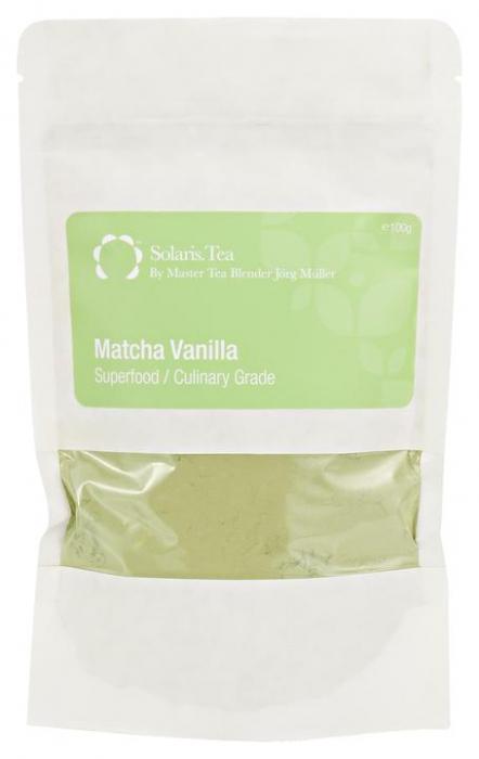 Matcha 96% Vanilie 4% Organic 1