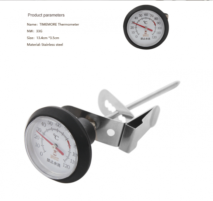 Termometru Timemore 2