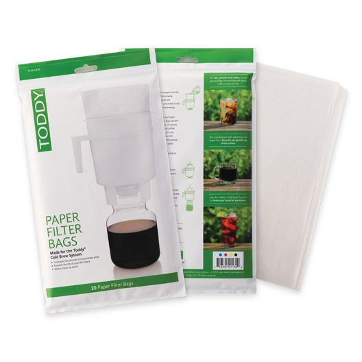 Filtre Hartie Toddy Home Cold Brew System [0]