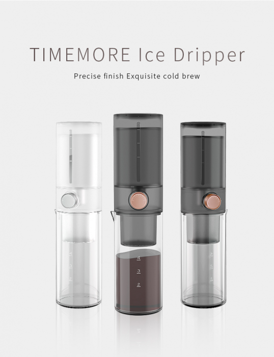 SET ICE DRIPPER Timemore 3