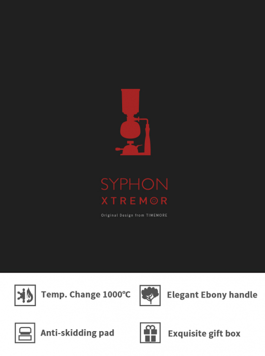 Syphon XTREMOR Timemore 10