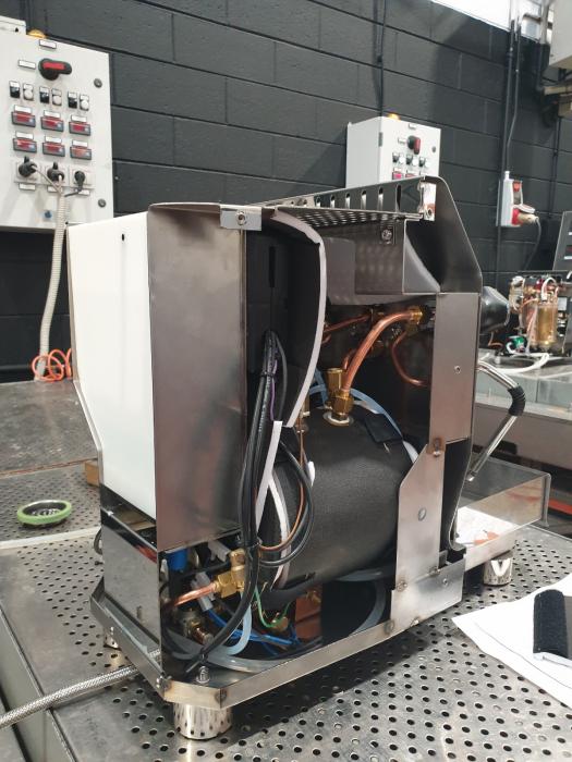 Espressor VIBIEMME DOMOBAR JUNIOR DIGITALE 5