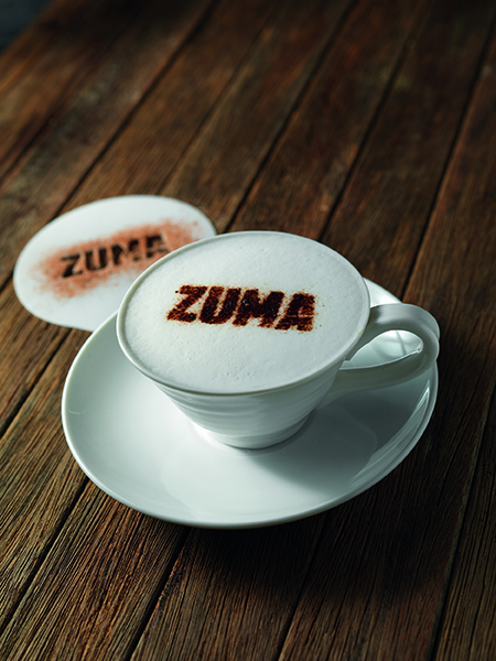 Hot Chocolate Shaker 300gr Zuma 1