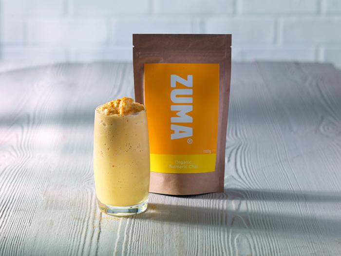 Pudra Turmeric Chai Organic 100g Zuma [2]