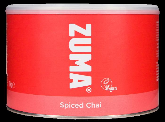Pudra Spiced Chai 1kg Zuma 0