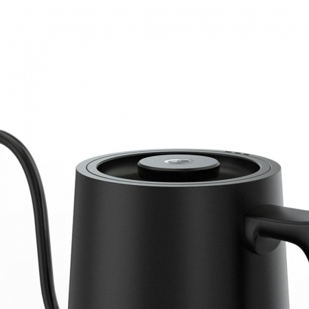 "Fierbator electric pentru acasa 600ml negru  ""FISH SMART"" Timemore [4]"