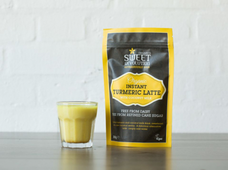 Turmeric Latte Organic1