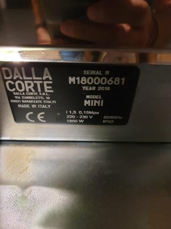 Dalla Corte MINI - Second Hand4