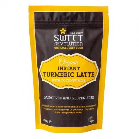 Turmeric Latte Organic0