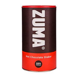 Hot Chocolate Shaker 300gr Zuma0