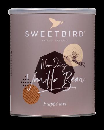Sweetbird Vanilla Bean (non-dairy) Frappé0