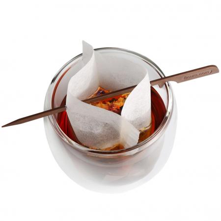 Filtre ceai 100 pliculete + stick [1]