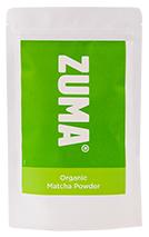 Zuma Organic Matcha Tea 100gr0