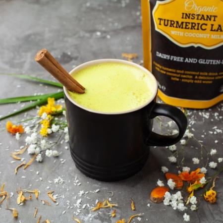 Turmeric Latte Organic2