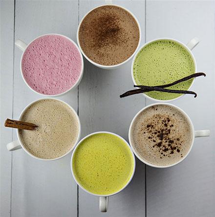 CHAI LATTE cu Reishi organic1