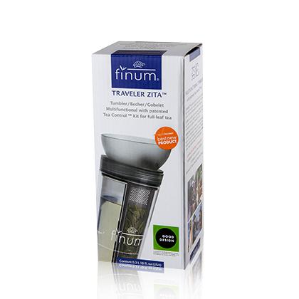 Infuzor de ceai portabil FINUM1