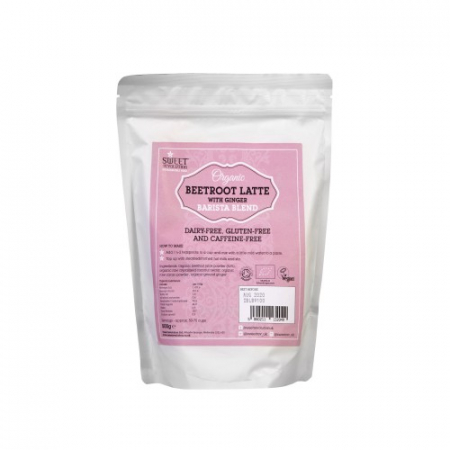 Barista Blend Beetroot Latte Organic 500g0