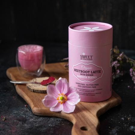 Barista Blend Latte Sfecla cu Ghimbir - Organic 100gr [2]