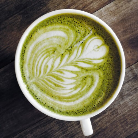 Barista Blend Matcha Latte Organic 250g1