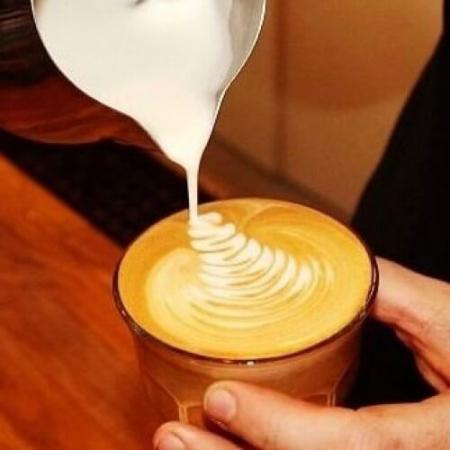 Barista Blend Turmeric Latte Organic 500g [1]