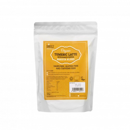 Barista Blend Turmeric Latte Organic 500g [0]