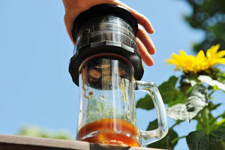 instrument alternativ de preparare a cafelei cafflano-kompact [7]