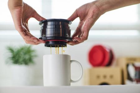 instrument alternativ de preparare a cafelei cafflano-kompact [12]