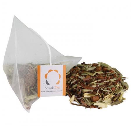 Ceai Organic I Feel - Sacral Chakra - 45 plicuri piramidale0