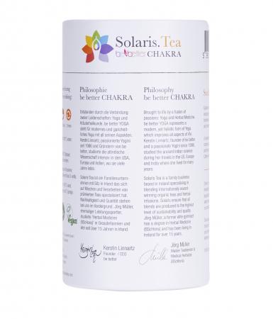 Ceai Organic I Feel - Sacral Chakra6
